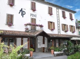 Hotel Pini, Corniolo