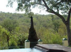 Muweti Bush Lodge