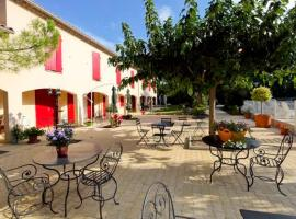 Hotel Prato Plage, Pernes-les-Fontaines