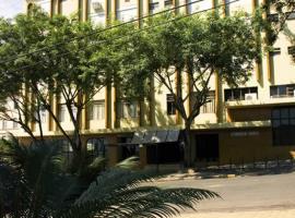 Planalto Hotel, Canoinhas (Papanduva yakınında)