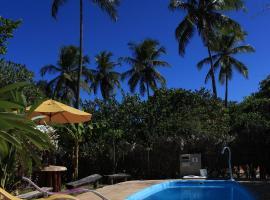 Imbassaí Eco Hostel Lujimba