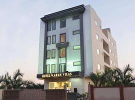 Hotel Karan Vilas, Агра (рядом с городом Itimādpur)