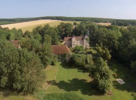 Domaine des Forges de la Vache, La Charité-sur-Loire (рядом с городом Raveau)