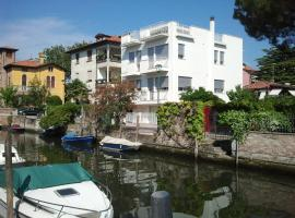 Villa Venice Movie, Venedik-Lido (Quattro Fontane yakınında)