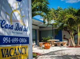 Casa del Sol Beach Studios