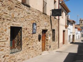 La Higuera Albergue Turístico Rural, Garrovillas (Navas del Madroño yakınında)