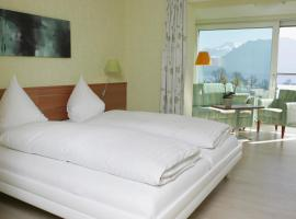 Hotel Balm, Lucerne