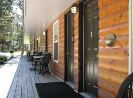 Springbrook Resort Motel & Cabins, Skookumchuck (Wasa yakınında)