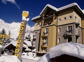 Hotel Bouton d'Or - Courmayeur