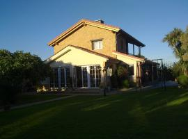 Casa Los Abetos, Quintueles (Quintes yakınında)