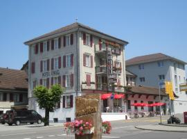 Hotel Engel, Emmetten (nära Isenthal)
