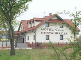 Hotel i Restauracja Dworski, Przecław