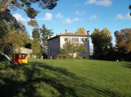 Agriturismo Tenuta Buon Respiro, Orvieto (Berdekatan Canonica)