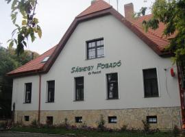 Sághegy Fogadó és Panzió, Celldömölk (Marcalgergelyi közelében)