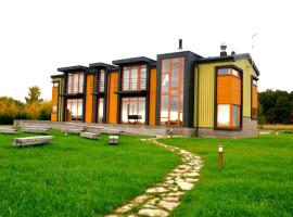 Saulepa Seaside Villa