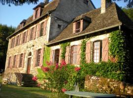 Chambres d'Hôtes Le Pradel, Monceaux-sur-Dordogne