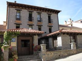 Hospederia Sagasta, Torrecilla en Cameros (Panzares yakınında)