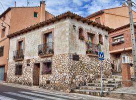 Casa Rural La Portaza, Vera de Moncayo (Borja yakınında)