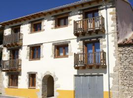 Balcón De Ares, Ares del Maestre (Castellfort yakınında)