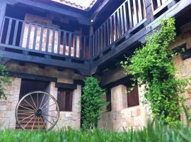 Casa Rural Totote, Motilla del Palancar (рядом с городом Valhermoso de la Fuente)