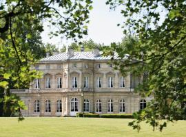 Château De La Motte Fenelon, Камбре (рядом с городом Hordain)