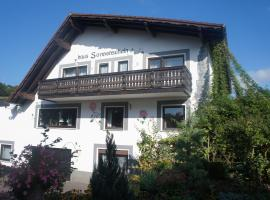 Haus Sonnenschein, Mespelbrunn (Leidersbach yakınında)