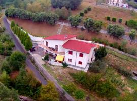 Villa Fiordarancio, Balestrino