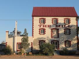 Flinders Ranges Motel - The Mill, Quorn (Wilmington yakınında)