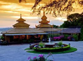 Bagan Thiripyitsaya Sanctuary Resort