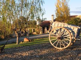 Finca Los Caleros, Juan Gallegos (El Peralejo yakınında)