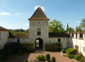 Le Prince Noir, Сериньяк-сюр-Гарон (рядом с городом Sainte-Colombe-en-Bruilhois)