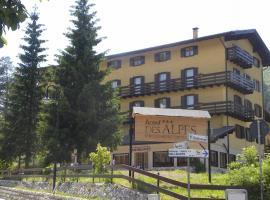 Hotel des Alpes, Folgaria