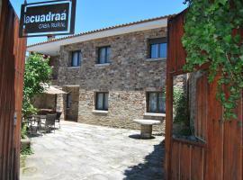 Casa Rural La Cuadraá, Linares de Riofrío