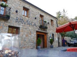Hostal Bavieca