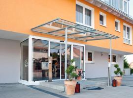 Hotel Merlin, Filderstadt (Bernhausen yakınında)