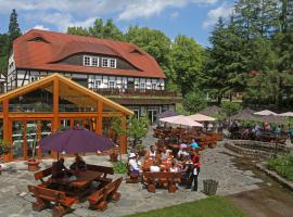 Hotel Boltenmühle, Gühlen Glienicke (Netzeband yakınında)