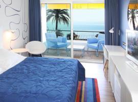 Hotel Victoria, Roquebrune-Cap-Martin