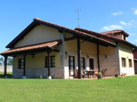 Casa Rural El Gidio, Parres de Llanes (La Pereda de Llanes yakınında)