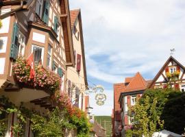 Hotel Hirsch, Besigheim (Gemmrigheim yakınında)