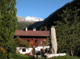 Feichterhof, Rio Bianco (Malghe di Mezzomonte yakınında)