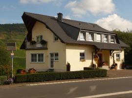 Gästehaus Ehses, Bernkastel-Kues (Wehlen yakınında)