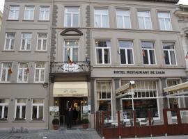 Hotel De Zalm, Oudenaarde