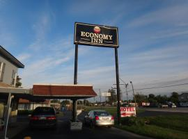 Economy Inn - Granite City, Granite City (Near Pontoon Beach)