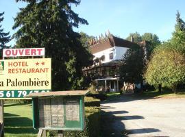 Hôtel Auberge de La Palombière, Antichan-de-Frontignes (рядом с городом Sauveterre)