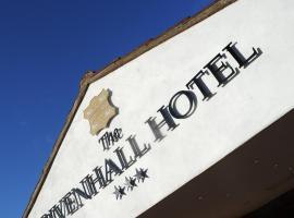 The Rivenhall Hotel, Ривенхол (рядом с городом Feering)
