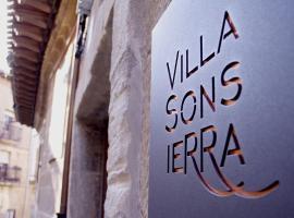 Hotel Villa Sonsierra, San Vicente de la Sonsierra