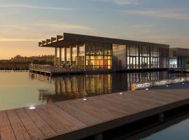 Crosby Lakeside Adventure Centre, 시포스