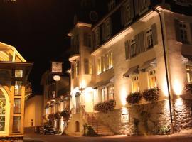 Landhotel Zum Bären, Balduinstein (Laurenburg yakınında)