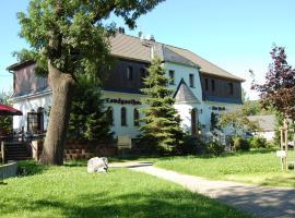 """Landgasthof """"Am Park"""", Crottendorf"""