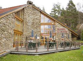 EA Hotel Na Jezeře, Horní Planá (Bližší Lhota yakınında)